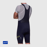 Team Bib Shorts 3.0 Navy/ Citron