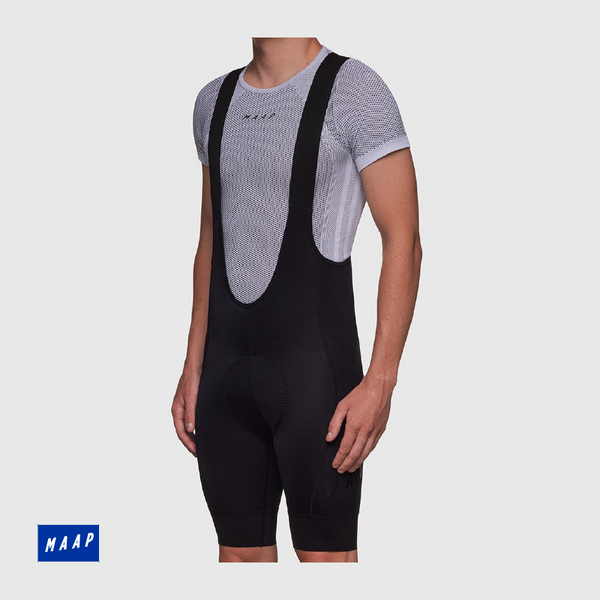 Team Bib Shorts 3.0 Black/ Black