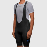 Team Bib Shorts 2.0 Black/ Blue