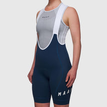 Women's Team Bib Shorts 3.0 Slate Blue