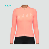 Women's Echo Pro Base LS Jersey Light Coral