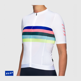 Women's New Worlds Pro Hex Jersey White