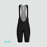 Women's Team Bib Shorts 3.0 Black/ Spearmint