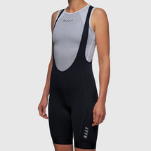 Women's Training Bib Shorts Black