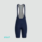 Women's Training Bib Shorts Navy/White (2020)