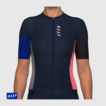 Women's Vista Pro Air Jersey Navy