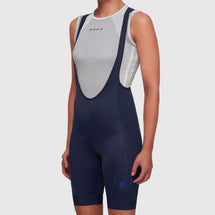 Women's Team Bib Shorts 2.0 Navy/ Blue