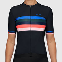 Women's Worlds Pro Hex Jersey Black