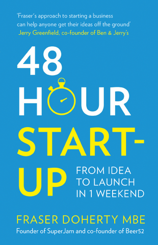 48-Hour Startup: 1st Edition Signed Copy