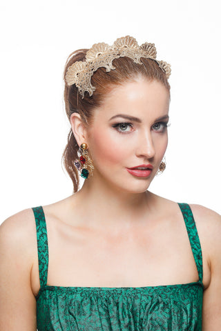 Keeva Lace Crown