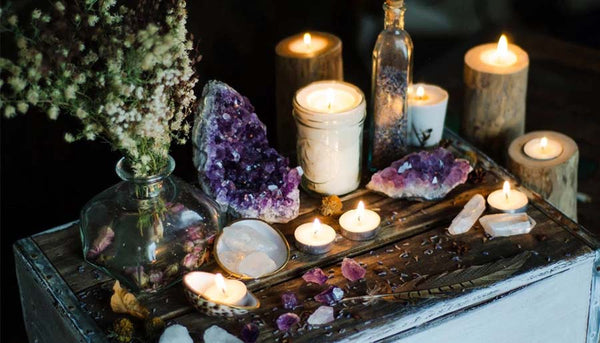 Creating An Altar In Your Home