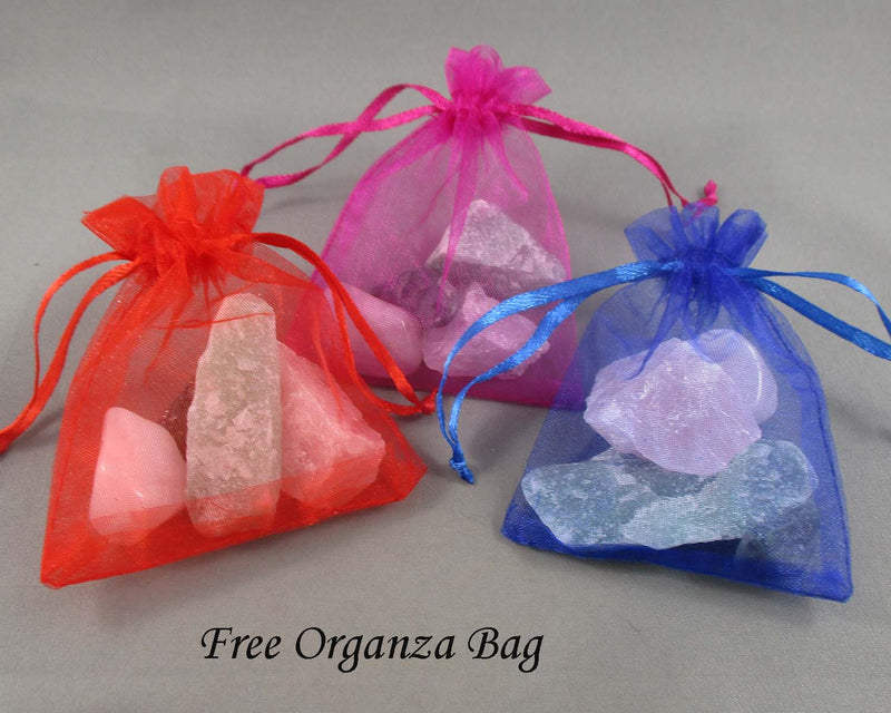 Personal Healing Crystal Energy Kit A016