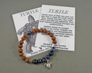 Turtle Animal Totem Bracelet 1pc T818