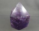 Large Amethyst Crystal Tower 1pc B732-1