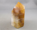 Fire Quartz (Hematoid) Crystal Tower 1pc B771-1