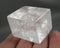 Optical Calcite Cube 1pc B019-1