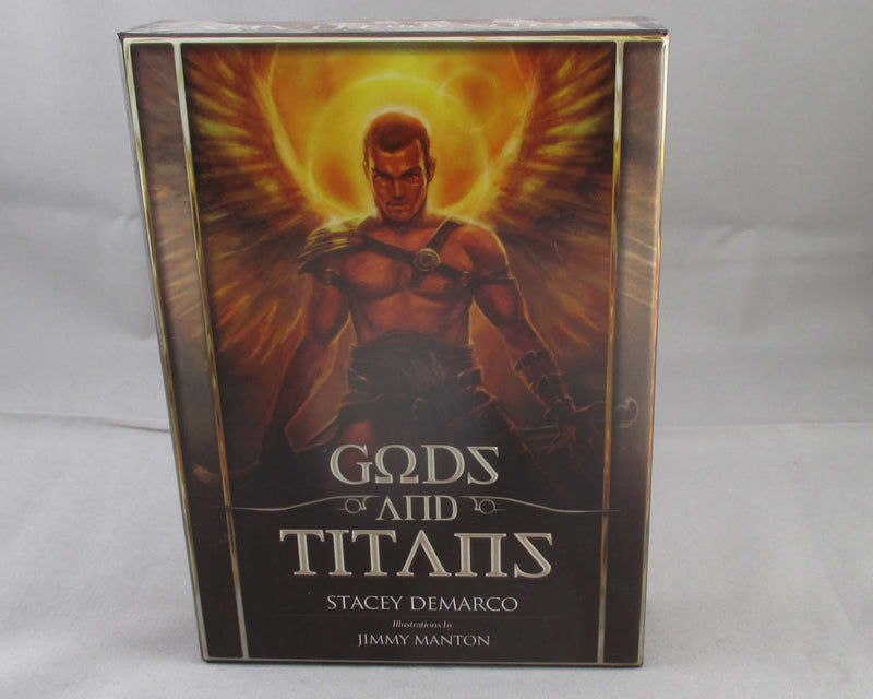 Gods and Titans Oracle Deck - Stacey Demarco (N007-B)