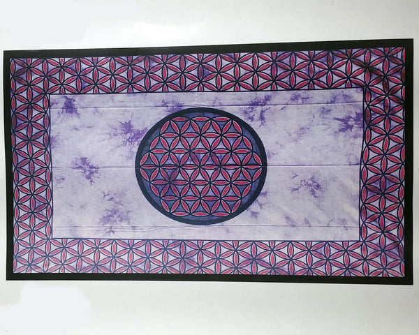 Flower of Life Tapestry 1pc