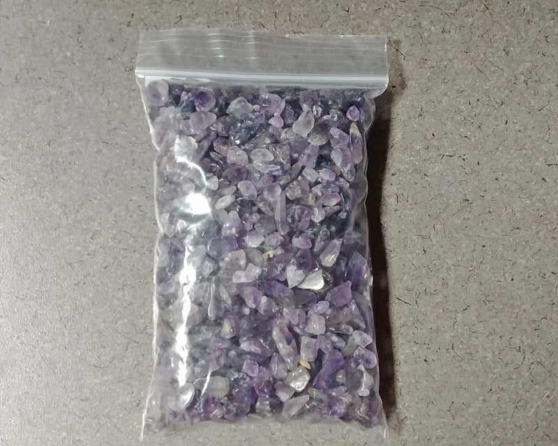Amethyst Chips (Undrilled)