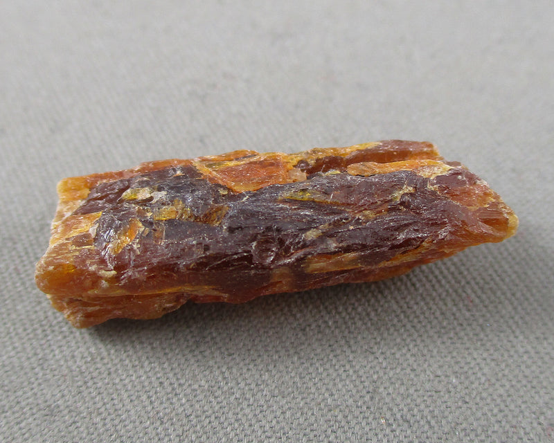 Orange Kyanite Crystal Raw 1pc B592-3