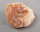 Orange Calcite Stone Raw 1pc B434-4