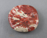 fancy jasper worry stone