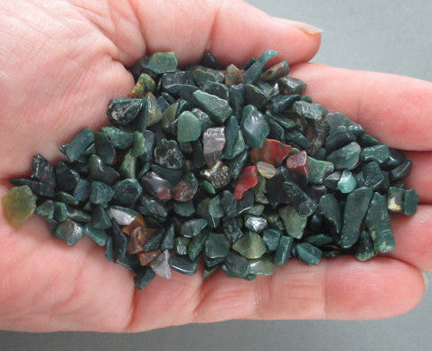 bloodstone chips 55gr