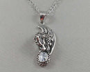 Dragon Pendant Necklace (Stainless Steel) 1pc T675
