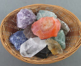 You Choose 5 Raw Crystals