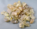Oregon Sunstone Raw Crystals 3pcs T614