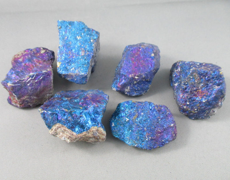 Rainbow Peacock Ore (Large) 1pc (A190)