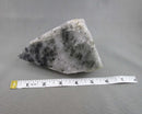Chlorite in Quartz Polished Stand-up (Large) 1pc B627-1