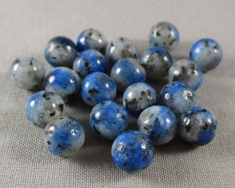 K2 Jasper Loose Beads Round 8mm 10pcs (1452)