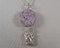 Amethyst Crystal Standing Point 1pc B435-2