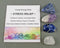 stress relief crystal energy kit
