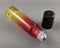Glass Roller Bottle for Essential Oil (Red/Yellow) 10ml (1050**)