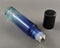 Glass Roller Bottle for Essential Oil (Blue/Clear) 10ml (1046**)