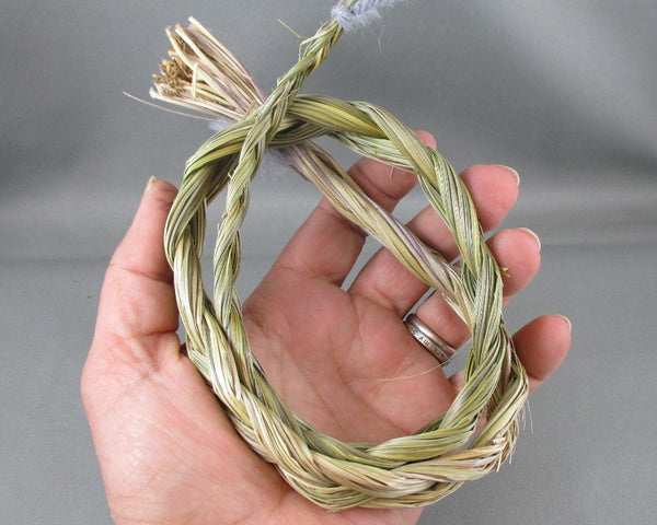 sweet grass braid