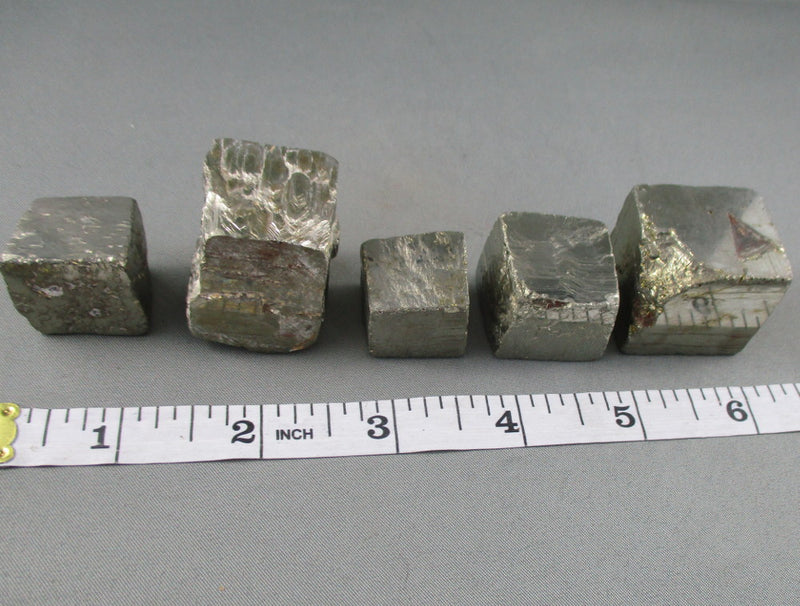 Pyrite Cube (Large) 1pc T573