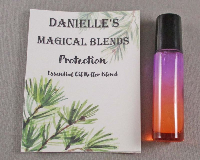 Protection - Essential Oil Roller Blend - LOCAL DELIVERY OR PICK UP ONLY