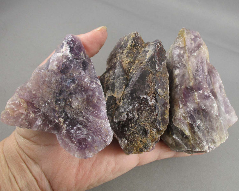 Thunder Bay Amethyst Crystal Raw (Large) 1pc A054