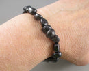 Shungite Stone Protection Bracelet 1pc Z107