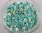 Amazonite Stone Chips (Undrilled)
