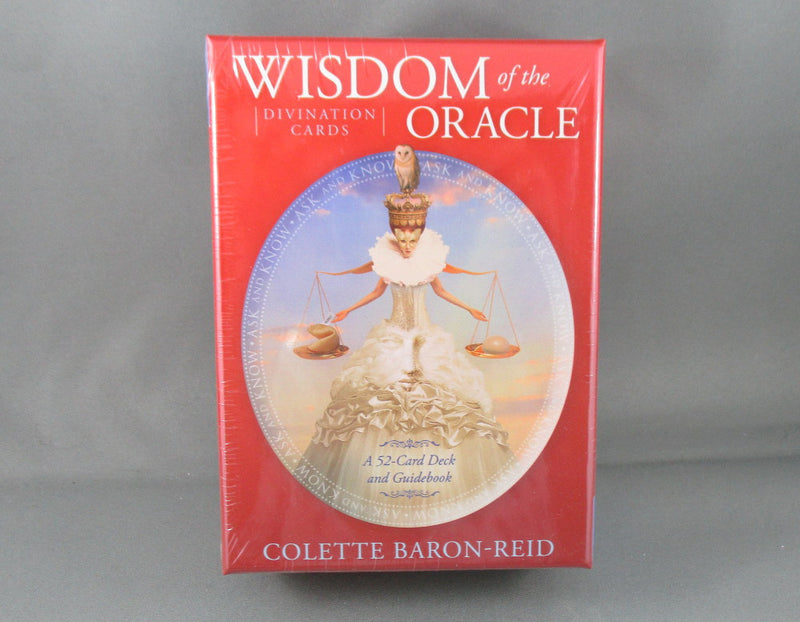 Wisdom of the Oracle Divination Cards - Colette Baron-Reid (N011)