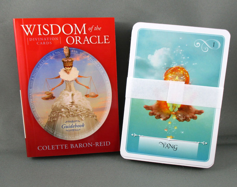Wisdom of the Oracle Divination Cards - Colette Baron-Reid (N009)