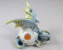 Blue Baby Dragon Hatching Egg 1pc T760
