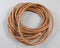 Brown Leather Cord 2.5mm 20 feet (3031)