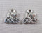 I Love My Dog Charms Silver Tone 20pcs (0794)