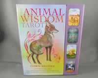 animal wisdom tarot deck