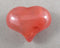 Cherry Quartz Heart 1pc (1297)